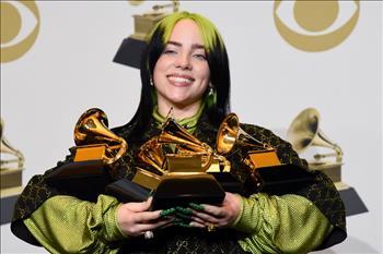 63. Grammy Ödülleri Sahiplerini Buldu