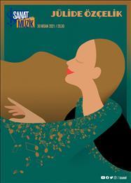 İş Sanat Dünya Caz Günü'nü Jülide Özçelik ile Kutluyor