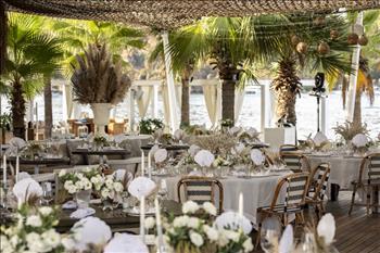D Maris Bay, Rüya Gibi Bir Düğün İle Unutulmaz Bir Balayı İçin Sezona Hazır
