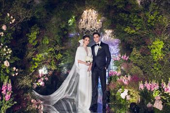 Aslışah Alkoçlar & Kaan Demirağ Şık Bir Nikah Töreniyle Mutluluğa 'Evet' Dediler