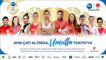Olimpiyatlara 100 Gün Kala Umutla Tokyo'ya