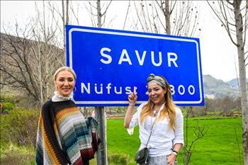 Rotahane Ekibi Kahkaha Dolu Bir Ekiple Mardin'de