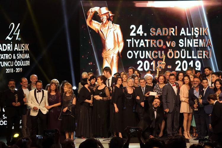 24. Sadri Alışık Tiyatro ve Sinema Ödülleri