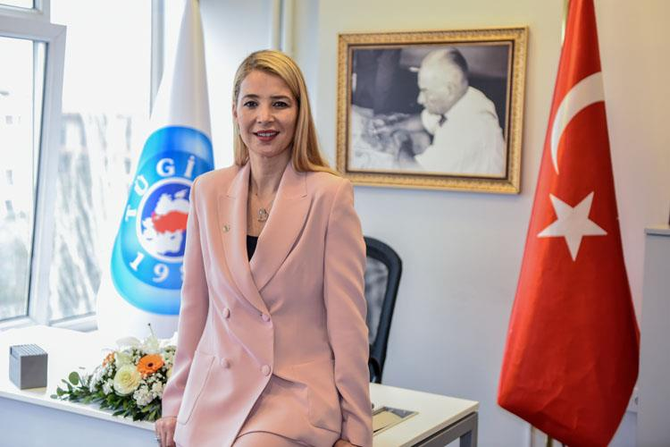 """TÜGİAD'ın Başkanı Nilüfer Çevikel: """"Teknolojiyi Üreten ve Satan Bir Ülke Olmalıyız"""""""