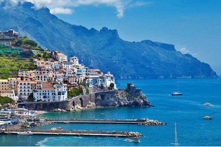 İlkbahar'da Amalfi Ve Positano