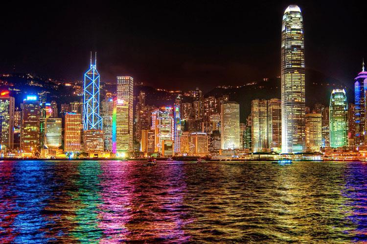 Uzakdoğu'nun Büyülü Ülkesi; Hong Kong