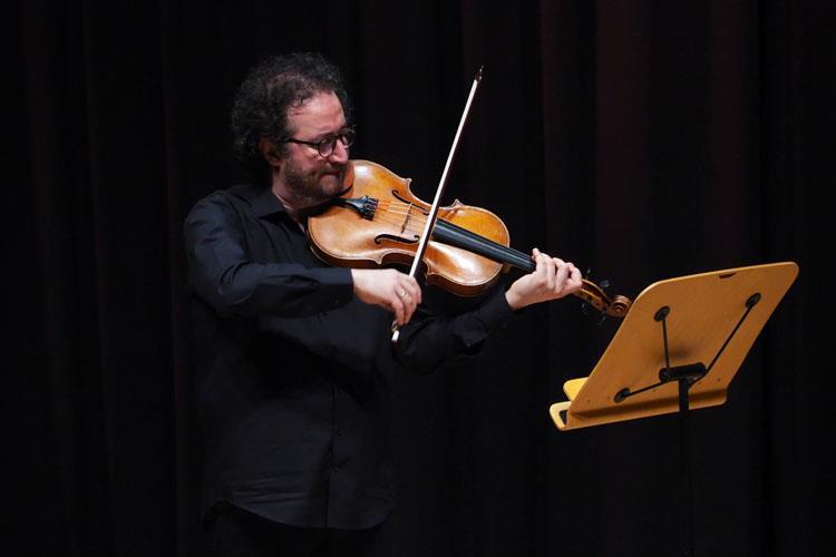 Atilla Aldemir'in Bestelenmesinin 300.Yıldönümünde Sonat ve Partitalar Konseri CRR'de