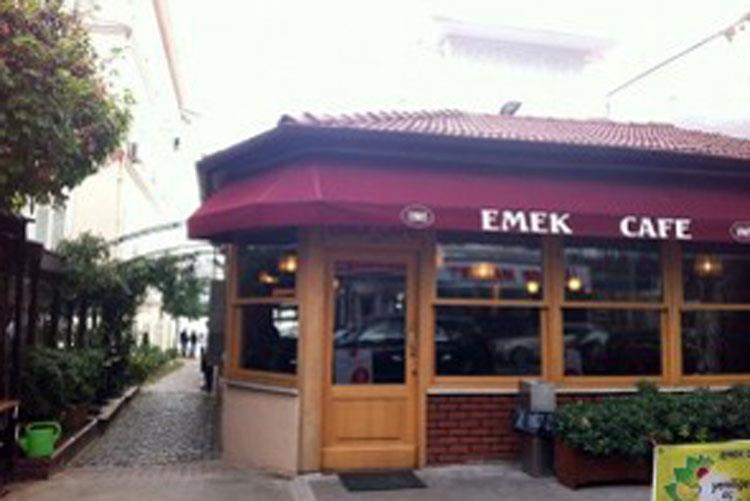 YENİKÖY'ÜN RUHU; EMEK CAFE