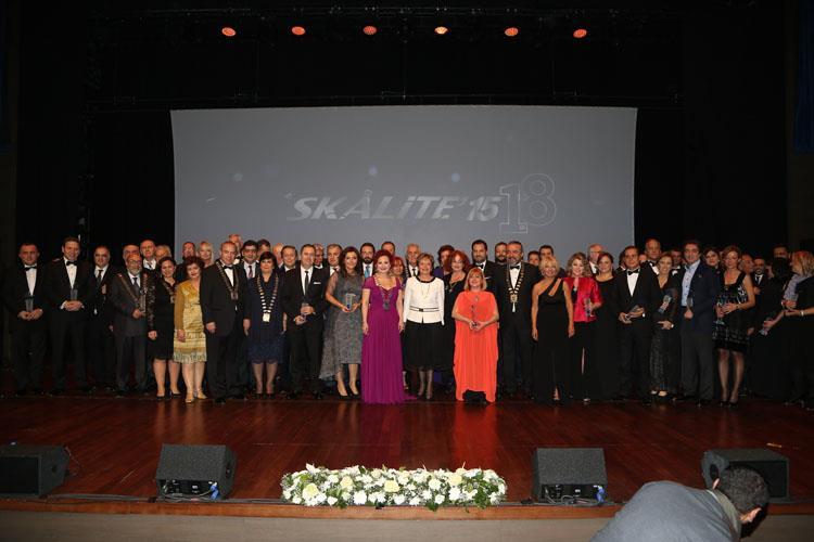 18.Skalite Turizm de Kalite Ödülleri Sahiplerini Buldu
