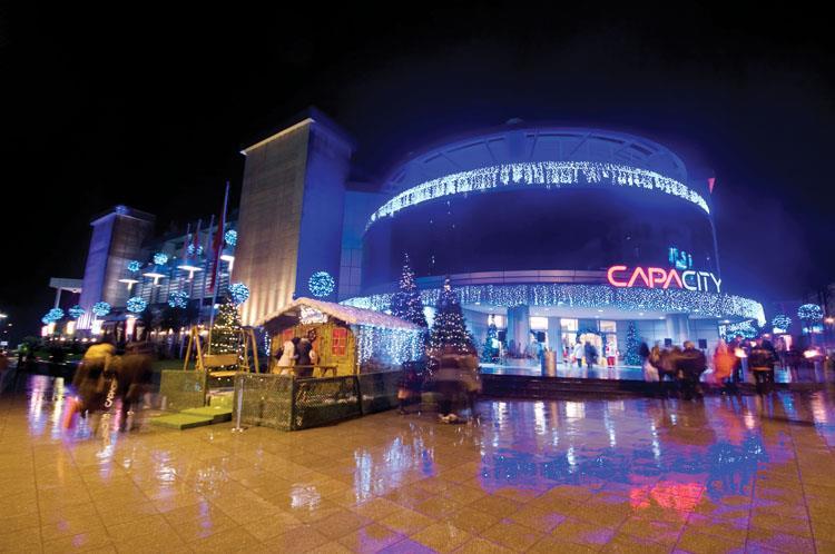 Capacity Avm Muhteşem Bir Moda Şovuyla 2015'i Uğurluyor