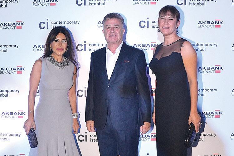 Contemporary İstanbul Ve Akbank Çağdaş Sanatın 10. Yılını Gala Yemeği İle Kutladı