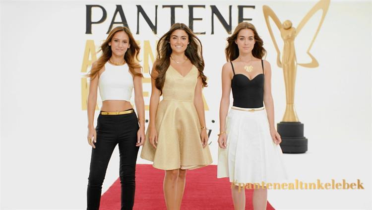 Pantene Altın Kelebek Ödülleri Görkemli Bir Törenle Sahiplerini Buldu