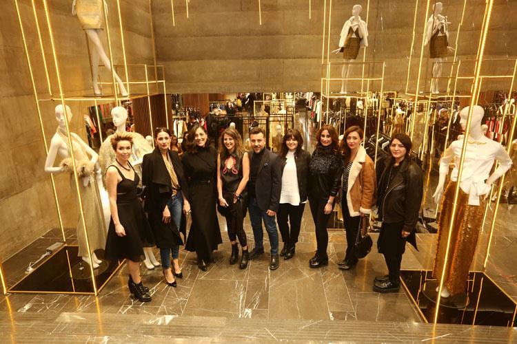 Gızıa Gate Tasarımcılarından Yeni Yıla Özel Gold Sergisi