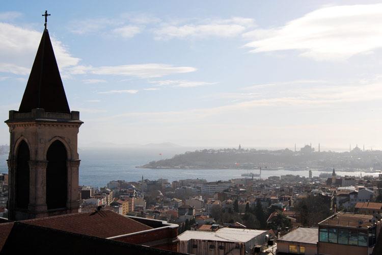 Kiz Sen İstanbul'un Neresindensin