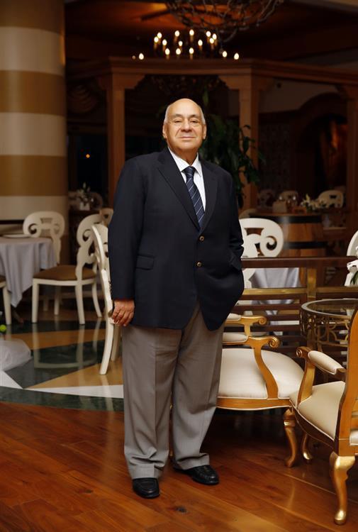 Merit Otelleri Yönetim Kurulu Başkanı Reha Arar Başarı Sırlarını Klass'a Anlattı