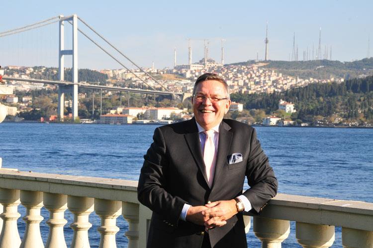 Çırağan Palace Kempinski  olarak Türk turizminin tanıtılmasında bir elçiyiz