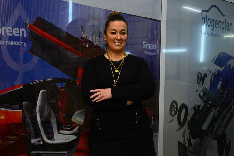 Türkiye'nin İlk Özel Servis Sahibi Kadın Yöneticisi Olarak Sektöre Dinanizm Kazandırdı