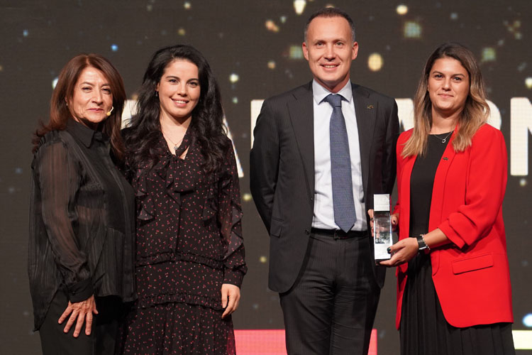 "Balparmak A.L.F.A. Awards'ta Gıda kategorisinin ""Customer Brand""i Seçildi"