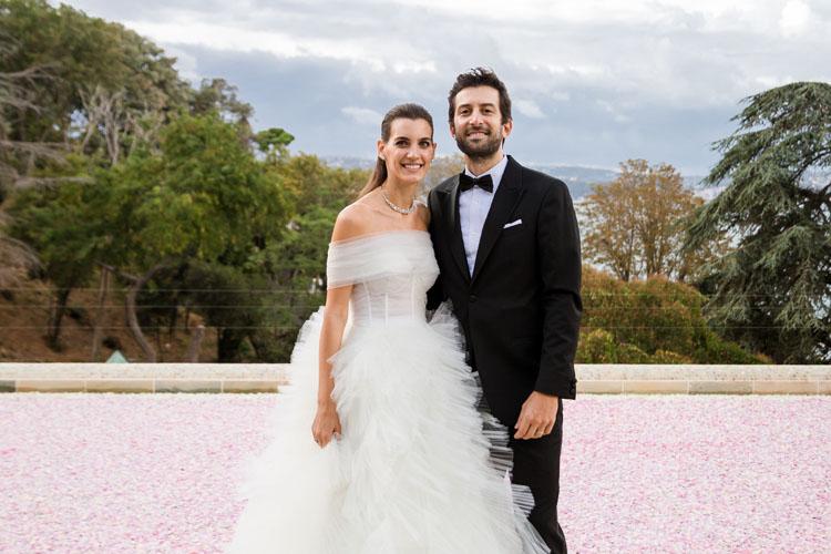 Dilara-Emre Eczacıbaşı Çiftinin Düğün Kutlaması