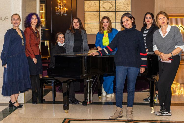 Nişantaşı Komşuları, Kadınlar Günü'nde The Ritz-Carlton, İstanbul'da Buluştu