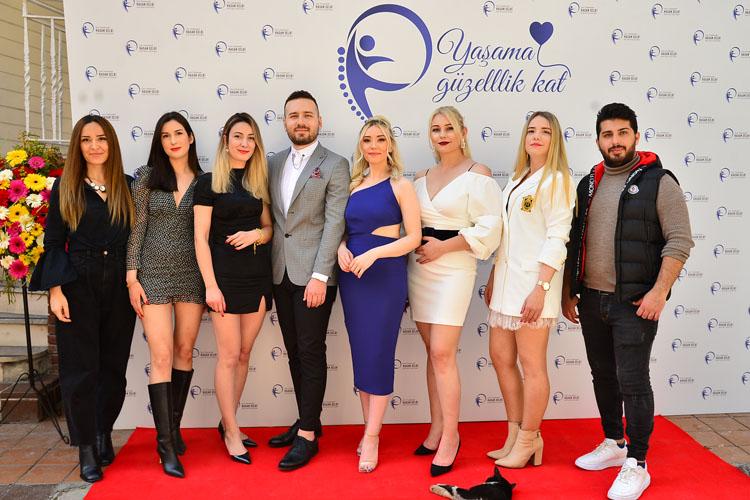 Hasan Selbi Sağlıklı Yaşam ve Güzellik Merkezi Şık Bir Davetle Açıldı