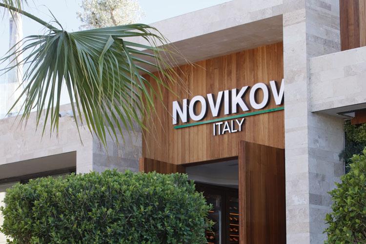 Novikov Grubu, Novikov Italy Restoranını  İlk Kez Yalıkavak Marina'da Açıyor