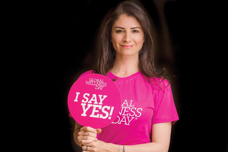 Global Welness Day 12 Haziran'da Tüm Dünyada Kutlanacak