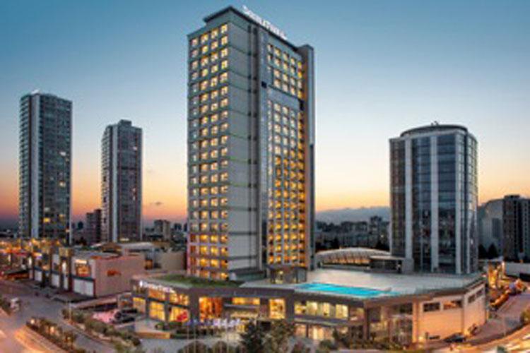 Anadolu Yakası'nın En Büyük Konferans Salonuna Sahip DoubleTree by Hilton İstanbul Ataşehir Açıldı
