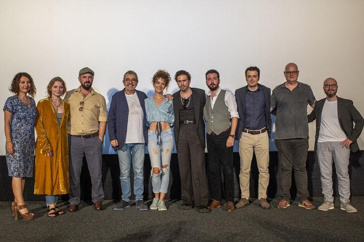 Uluslararası Ödüllü Film AKİS'in (Reflection) İlk Gösterimi Altın Koza'da Gerçekleşti