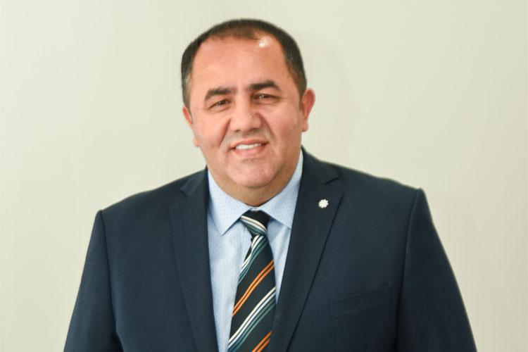 Nuri Gürcan, Güven Tazeledi. Gürcan, Yeniden MOBSAD Başkanı Seçildi