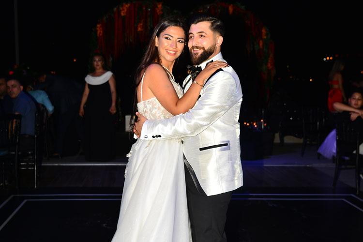 Merve Kurtoğlu-Doğukan Cihantimur: İş Dünyası Düğünde Buluştu