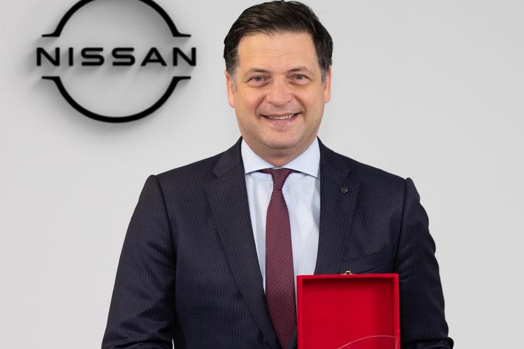 3 yıldır CC Academia Kalite Ligi'nde Yer Alan Nissan Türkiye, Müşteriyi Sahiplenme Birincilik Ödülünü Kazandı