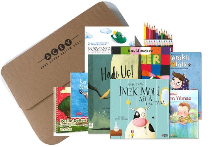 AÇEV, Okuyan Bir Gelecek Hedefiyle 100 Bin Çocuğu Kitaplarla Buluşturacak