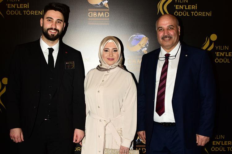 Dünya Basın Mensupları Derneği Ödülleri Büyük İlgi Gördü
