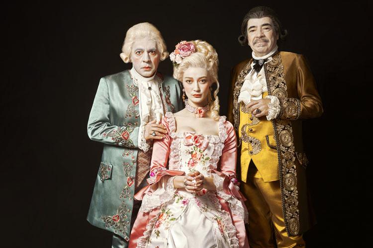 """Haziran Ayında Sahnelere Dönen İlk Tiyatro Oyunu; """"Amadeus"""""""