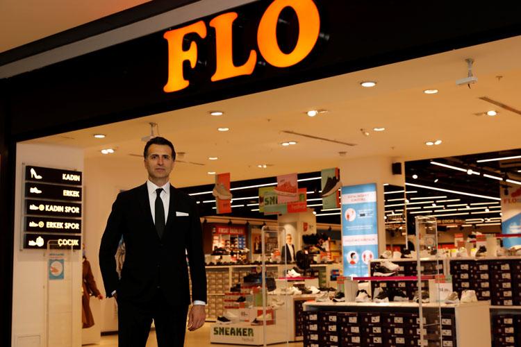 Globalde Büyümeye Devam Eden FLO, Yurt Dışı Mağaza Sayısını 120'ye Çıkardı