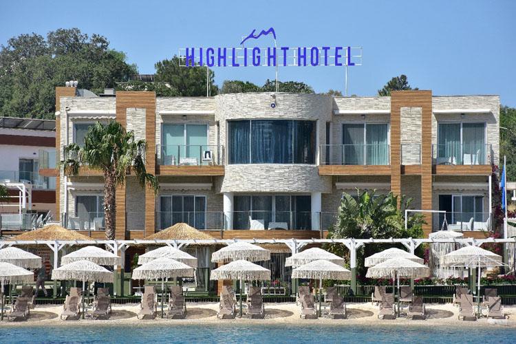 Highlight Hotel Yalıkavak Lüksün Ötesinde Tatil Anlayışı Sunuyor