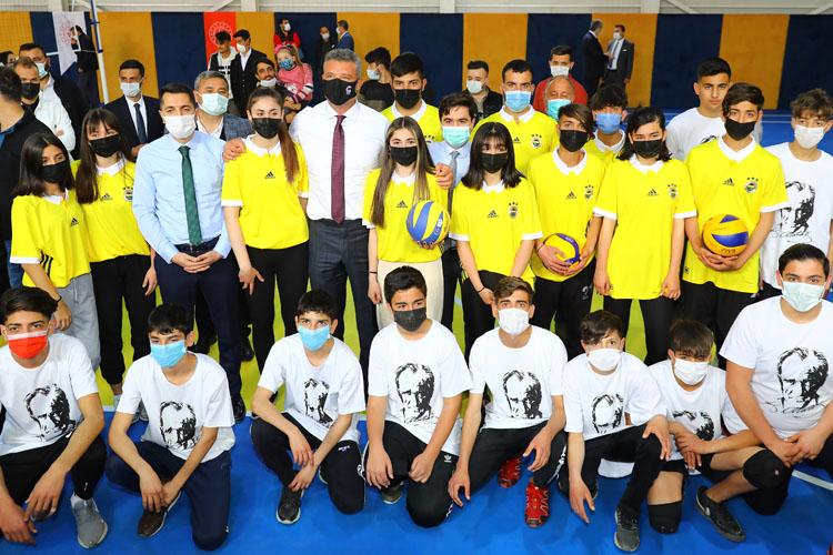 Saran Group 21. Spor Salonunu Elazığ'da Açtı