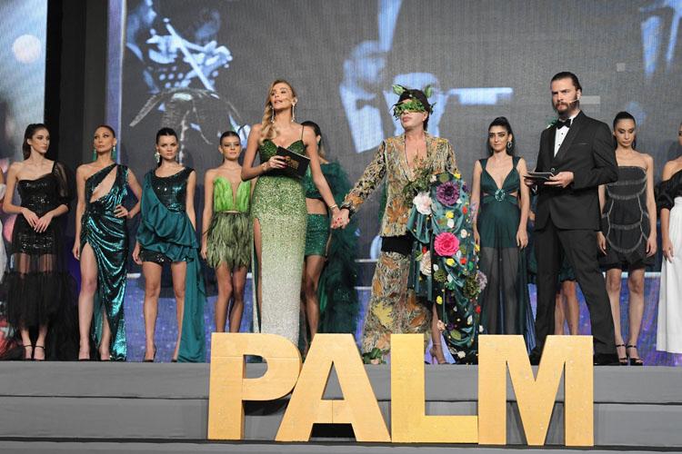 VİDEO HABER/ Golden Palm Awards Muhteşem Bir Geceyle Sahiplerini Buldu