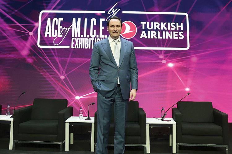 Geleceğe Hazır Olanlar ACE of MICE Exhibition By Turkish Airlines'da Bir Araya Geliyor