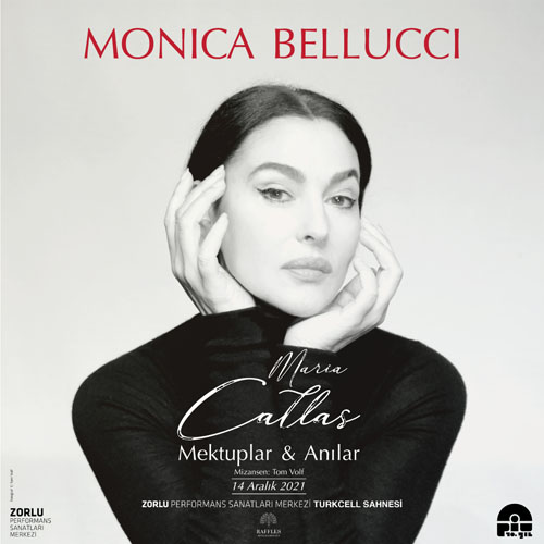 Sinemanın İkonik İsmi Monica Bellucci İlk Kez Türkiye'de