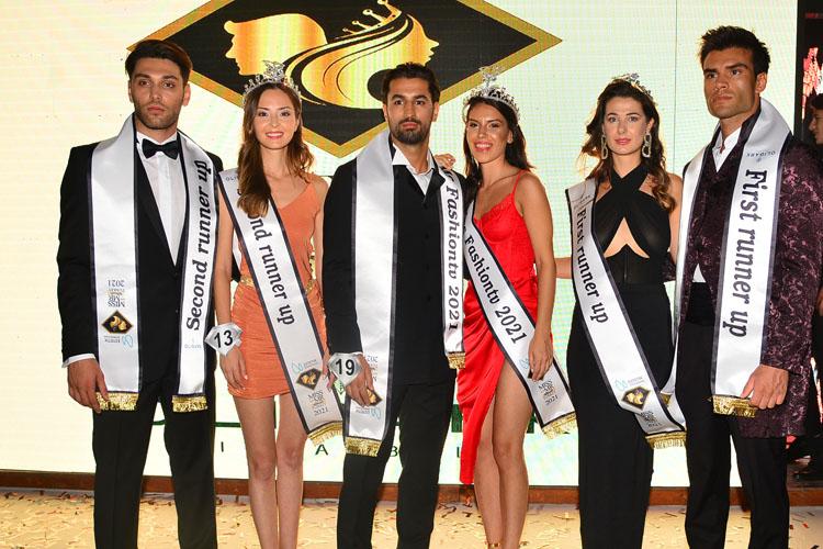 Miss & Mr Fashion TV Turkey 2021 Görsel Bir Şölene Sahne Oldu