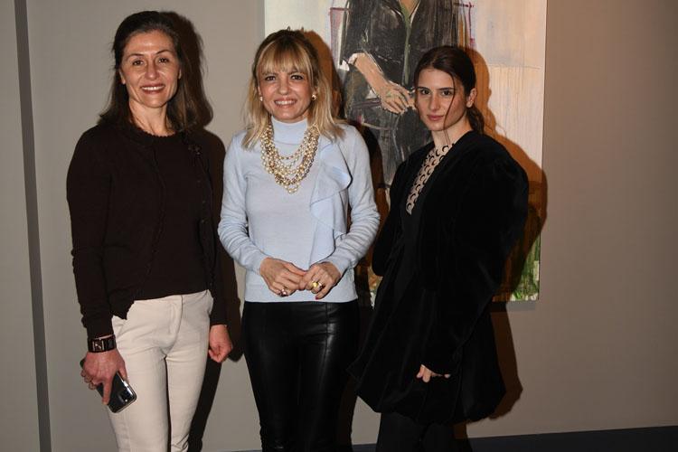 İyilik İçin Sanat Derneği'nden  8 Mart Dünya Kadınlar Günü'ne Özel Sergi