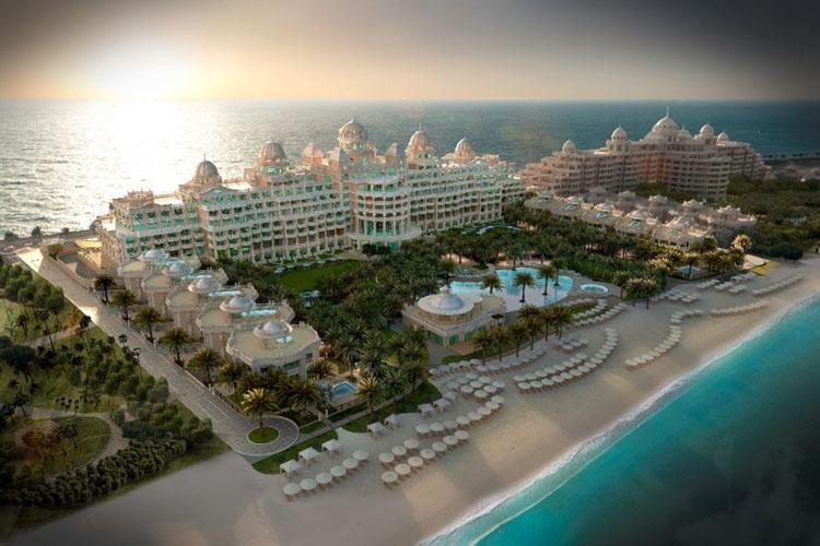 Raffles the Palm Dubai / Palm Dubai'deki Yeni Raffles, Ultra Lüks Standartları Belirleyecek