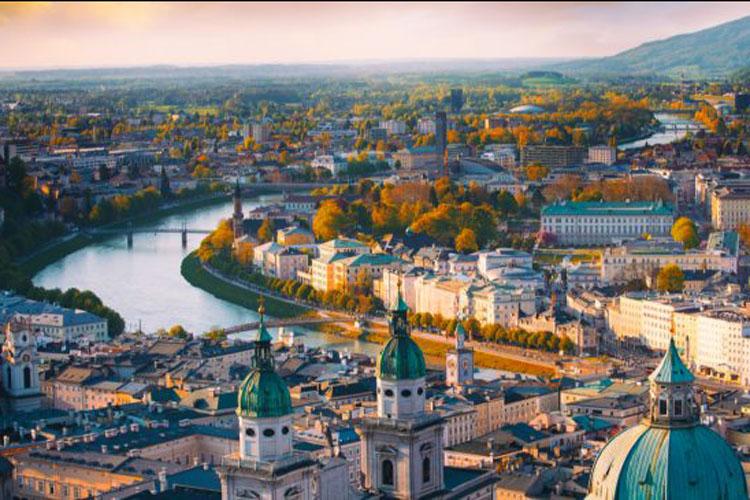 Avusturya'nın Başkenti Viyana