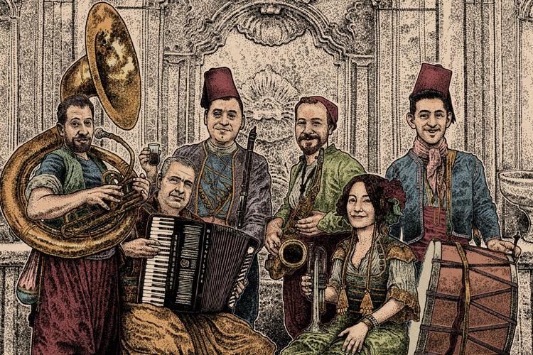 Kolektif İstanbul'dan Zor Günlere İnat Eğlenceli, Enerjik Bir Albüm: Kısmet