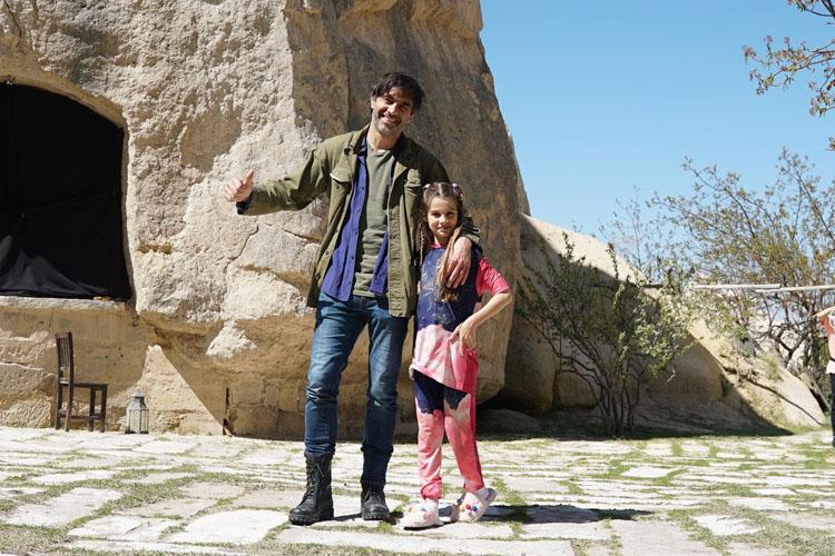 Cansel Elçin'den Baba-Kız Hikayesi