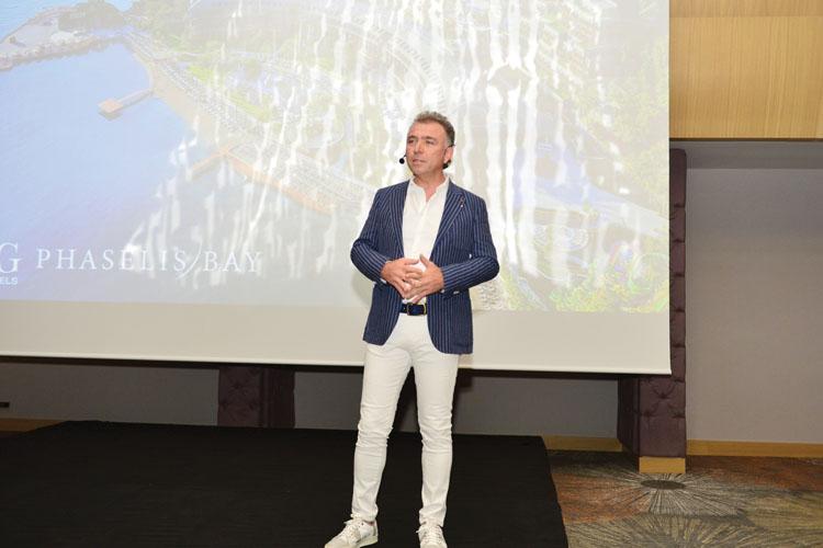 NG Phaselis Bay, Türk Turizmine Yeni Bir Dinamizm Kazandıracak