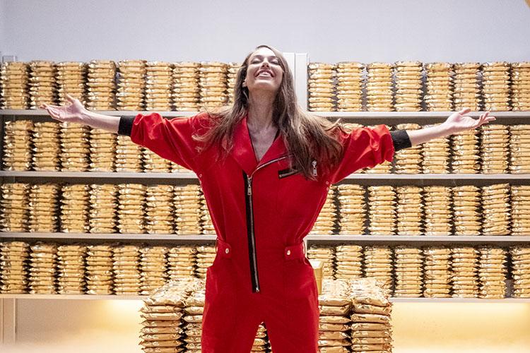 Magnum Türkiye ve Netflix İş Birliğinde Magnum Caramel Gold'un Haz Dolu Dünyası  La Casa de Papel ile Buluştu