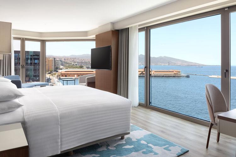 Marriott Hotels Markasının En Yeni Oteli İzmir Marriott Açıldı